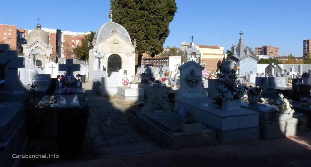 Cementerio de Carabanchel Alto