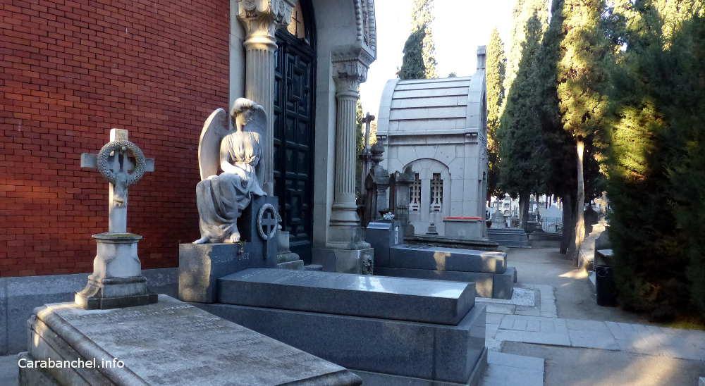 Cementerio Sacramental de Santa María