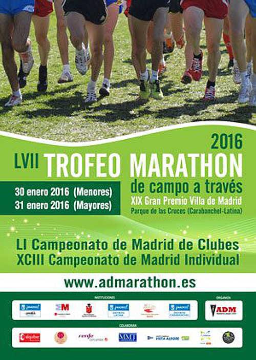 57º Trofeo Marathon de Campo a Través (2016)