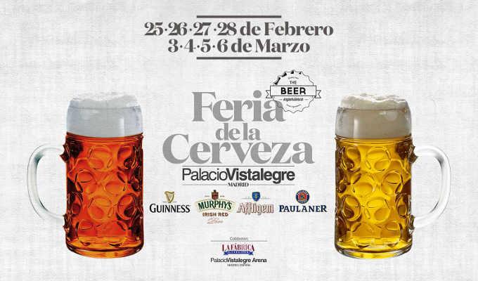 Feria de la Cerveza. Palacio Vistalegre