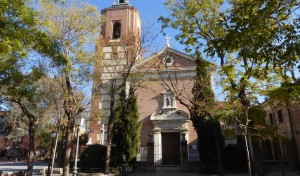 Iglesia de San Sebastián Mártir. Carabanchel